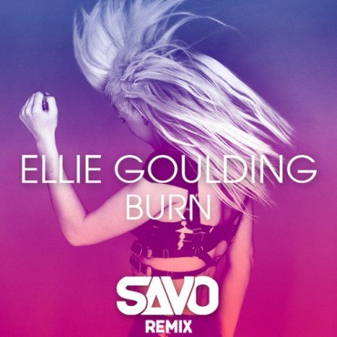 "Savo Flips Ellie Goulding's ""Burn"" Into A Beautifully Filthy Drum and Bass Remix"
