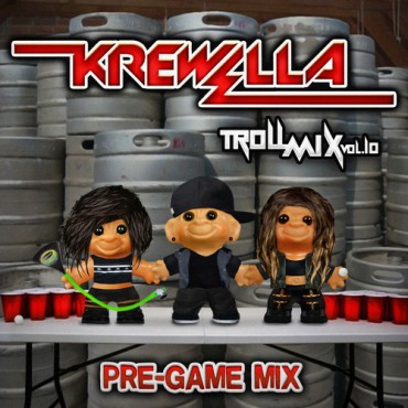 Krewella Releases The Essential Pre-Game Playlist In Their 10th Troll Mix [Free Download]