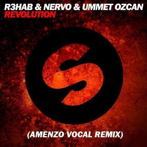 "Amenzo Puts an Amazing Big Room/Electro Spin on R3HAB, Nervo & Ummet Ozcan's ""Revolution"""