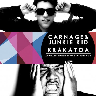 "Preview Carnage & Junkie Kid's ""Krakatoa"" Forthcoming On Musical Freedom March 24th"