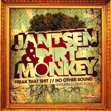 "Jansten & Dirt Monkey Release 2 Super Intense Dubstep Tracks ""Freak That Shit"" & ""No Other Sound"""