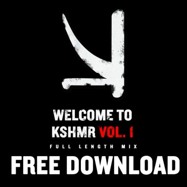 Where Did The Cataracs Go? Right Here, Welcome To KSHMR Vol. 1 [Free Download]