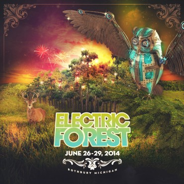 Embrace Your Inner Ninja And Win VIP Tickets To Electric Forest 2014