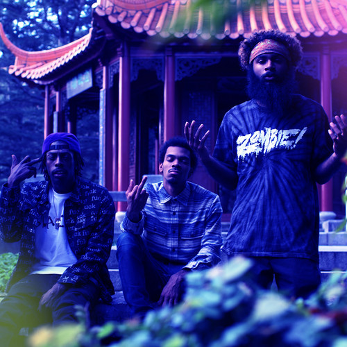 Flatbush Zombies Get Bodega Bamz On The Mic For An Extended Version Of Their Track My Team Supreme