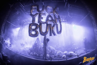 [EVENT REVIEW] BUKU Music & Art Project 2014 In Downtown New Orleans