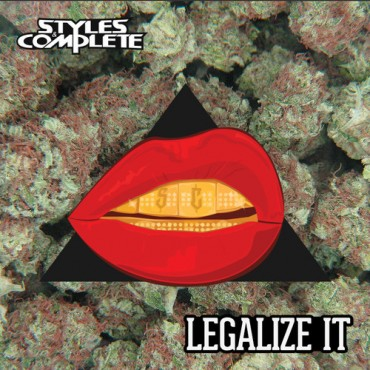 "Get Irie With Styles&Complete's ""Legalize It' EP"
