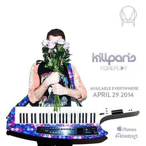 "Kill Paris Teases Us With Mini Mix For Upcoming ""Foreplay"" EP Out Via OWSLA April 29th"