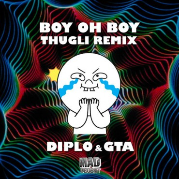 "Feeling Those Friday Night Vibes With Thugli's Remix Of Diplo & GTA's ""Boy Oh Boy"""