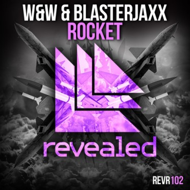 W&W & Blasterjaxx Team Up For Their Latest Release 'Rocket'