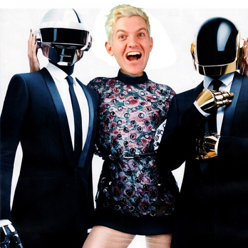 Daft Punk – Harder Better Faster Stronger (Dillon Francis Remix)