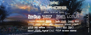 Enter to Win a VIP Ticket to Euphoria Music Festival and Hang Out With Styles&Complete!