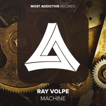 "Ray Volpe Goes Wild With His New Single ""Machine"""