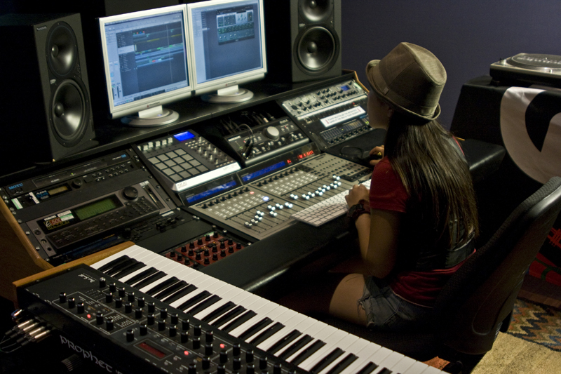 Music Production And Software 101 Studio Tips