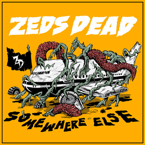 Zeds Dead Visits A Wide Spectrum Of Electronic Music With New 'Somewhere Else' EP