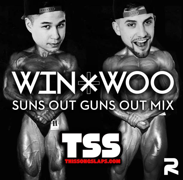 "[TSS Premiere] Win & Woo Get The Summer Vibes Cranking With Their ""Suns Out Guns Out"" Mix"