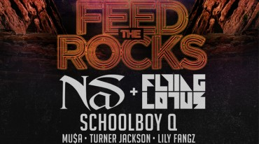 [Event Review] Feed The Rocks Benefit Concert Featuring Nas And Flying Lotus Ends With Heartbreak