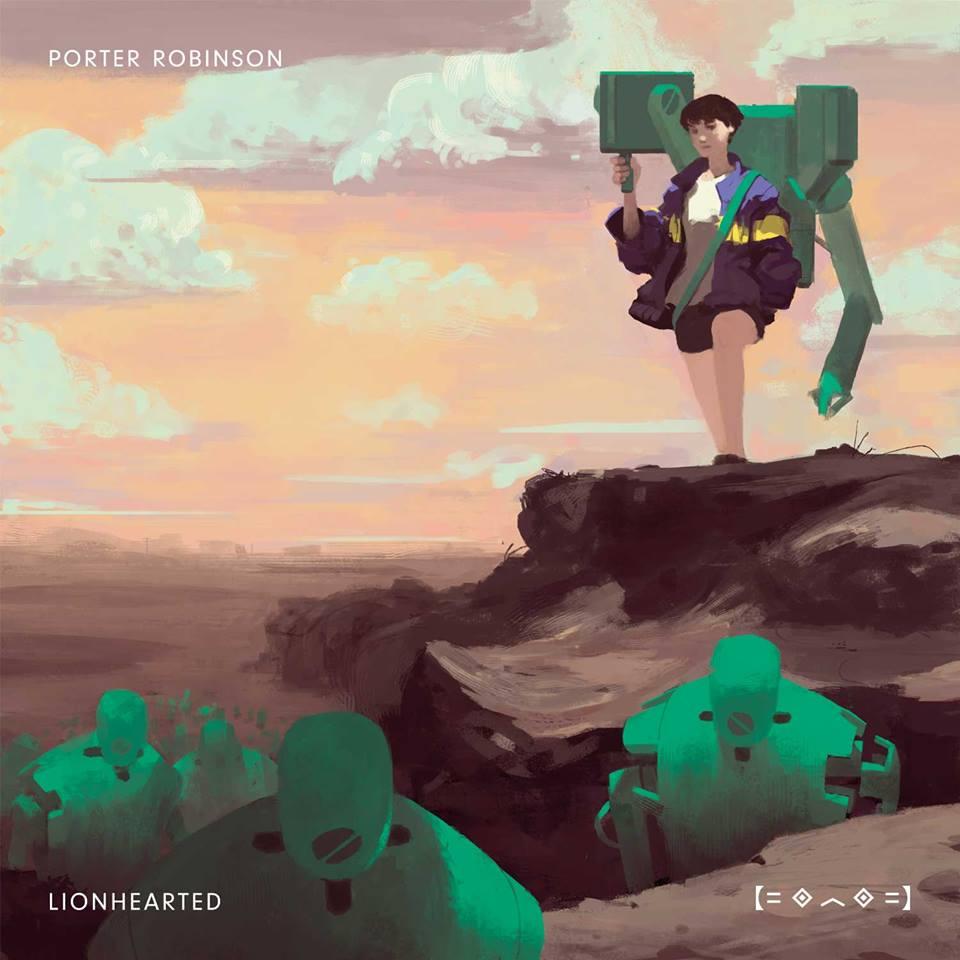 porter robinson sad machine album