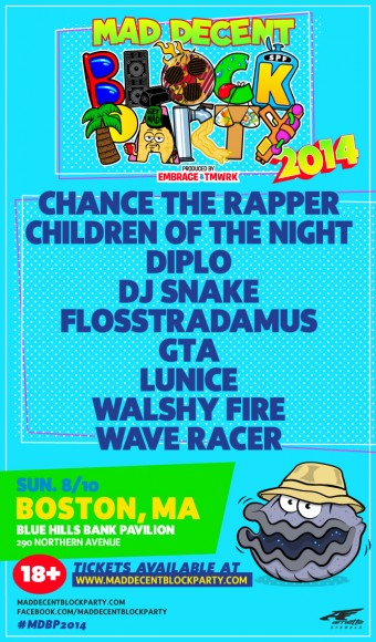 [EVENT PREVIEW] MDBP Invades Boston
