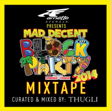 Mad Decent Block Party Kicks Off With Huge Thugli Mix