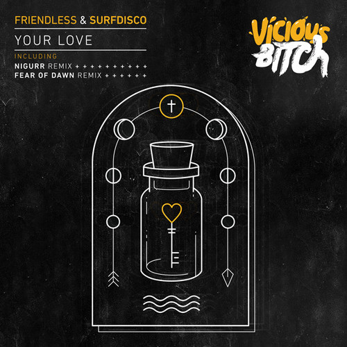 """Friendless Releases His Latest Original Mix """"Your Love"""""""