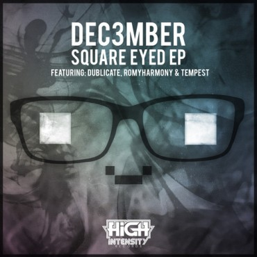 "Upcoming Bass Producer Dec3mber Releases Beautiful But Face Melting ""Square Eyed EP"""