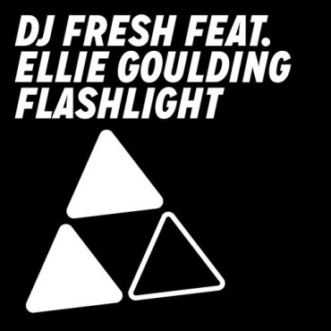 "DJ Fresh Features Ellie Goulding On His Latest Mind Blowing Drum & Bass Single ""Flashlight"""