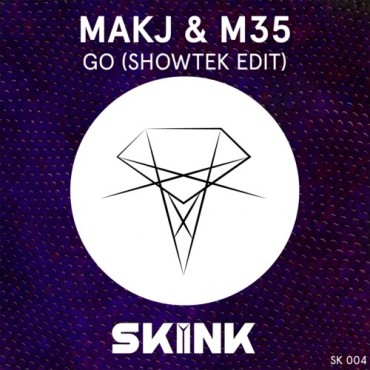 "Showtek's Edit Of MAKJ & M35′s ""GO"" Can Only Be Described As A Festival Anthem"