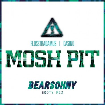 "[TSS Premiere] BEARSOHMY Unleash Dance Floor-Crushing Remix Of ""Mosh Pit"""