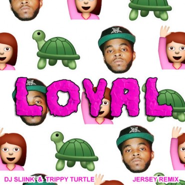"DJ Sliink & Trippy Turtle's Springy Twist On Chris Brown's ""Loyal"""