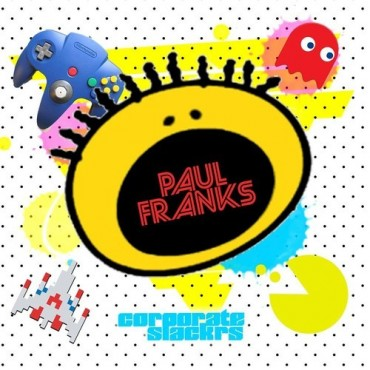 "Corporate Slackrs New Electro Original ""Paul Franks"" Is A Heart Racer"