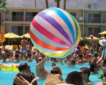 Experience The Desert Vibes: Splash House June 2014 Event Review + August Preview