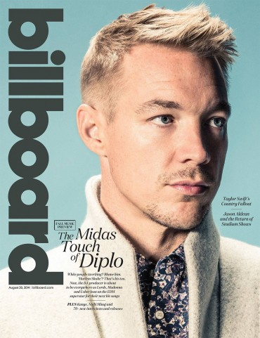 "Diplo Credited for Baauer's ""Harlem Shake"" on the Cover of Billboard.. ?"