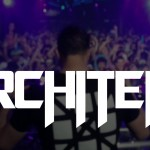 ARCHITEKT crowd shot logo