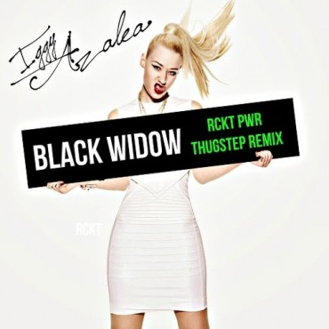 "RCKT PWR Remixes Iggy Azalea's ""Black Widow"" Ft. Rita Ora"
