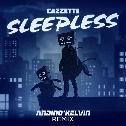 "Cazzette Meets Progressive House Beauty In Andino & Kelvin's Remix Of ""Sleepless"""