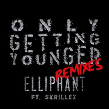 "Elliphant's ""Only Getting Younger"" Featuring Skrillex Gets Remixed"