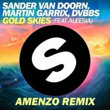 "Amenzo Remixes ""Gold Skies"" Into A Dynamic Festival Tune"