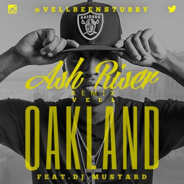 "Ash Riser Gives A Shout Out To ""Oakland"" With Trap Style Remix"