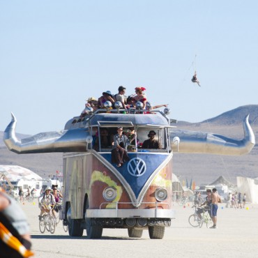 Fatal Accident Strikes Burning Man