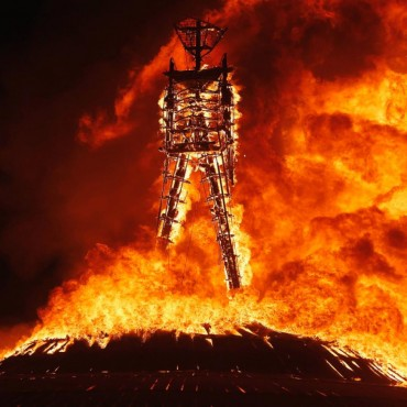 Skrillex & Diplo Booked for Jack U Headlining Set at Burning Man