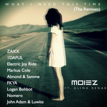 "[TSS Premiere] Moiez's ""What I Need This Time"" Remix EP Ft. ZAXX, Markus Cole, Electric Joy Ride, Logan Bohbot and More!"