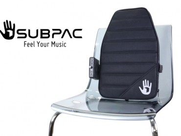 [GIVEAWAY & REVIEW] SubPac: The Future Of Music