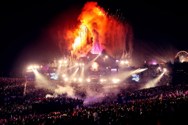 TomorrowWorld 'The Arising of Life' & Stage Reveal