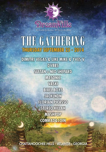 "TomorrowWorld Announces Dreamville's ""The Gathering"" Lineup!"