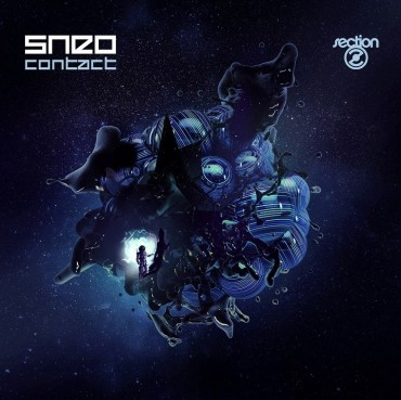 Sneo Breaks New Frontiers With His Beautiful Bass EP 'Contact'