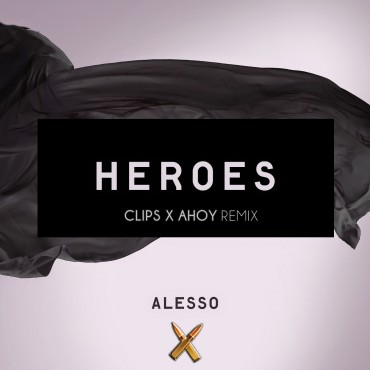 "[TSS Premiere] Clips X Ahoy Drops A Soaring Trap Remix Of Alesso's ""Heroes"""