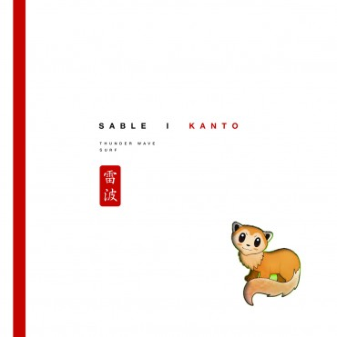 Sable Gives Us Kanto, A Beautiful Two Track EP (Thunder Wave & Surf)