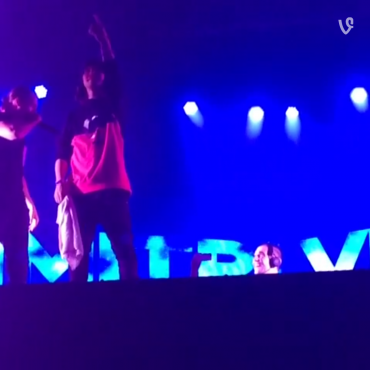 Dimitri Vegas & Like Mike Play Button Fail