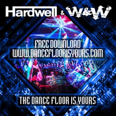 "Hardwell & W&W Join Forces Yet Again To Bring Us ""The Dance Floor Is Yours"" [Free Download]"