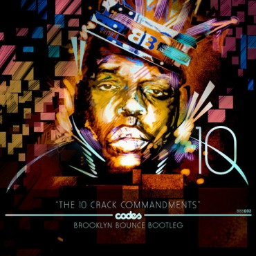 "Codes Brings The Brooklyn Bounce To Biggie's ""10 Crack Commandments"""